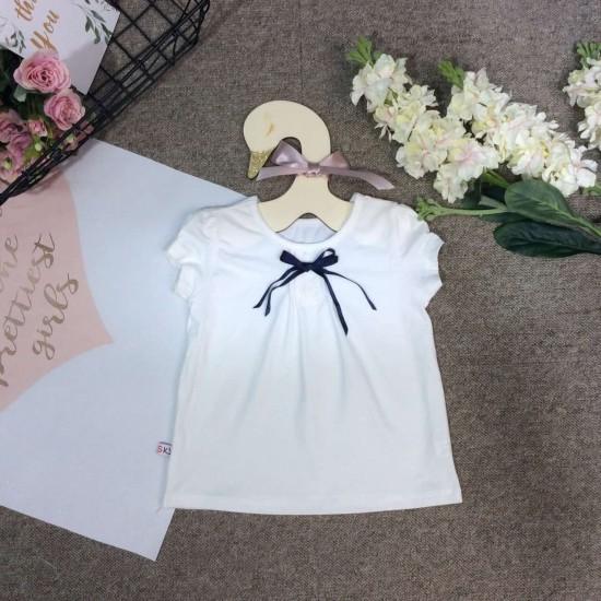 áo cotton ren ngực - A3965
